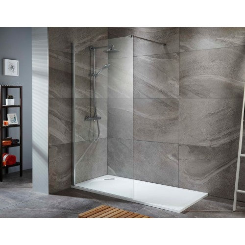 ALLIANCE TALLA 8MM SHOWER SCREEN 900mm Layout 1