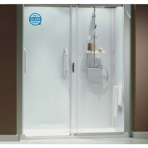 Kinedo kinemagic Serenity Inclusive Recessed Cubical With Sliding Door 1700mm x 700mm