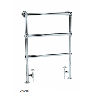 Frontline Charter 966mm x 675mm towel warmer
