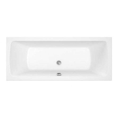 Mere Tissino Lorenzo Double Ended Bath 1800 x 800mm Standard