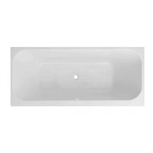 Mere Tissino Londra Double Ended Bath 1700 x 750mm