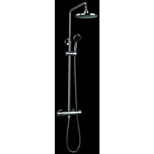Bathroom Solutions Devon dual kit exposed shower