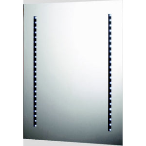 Citylux A4 Battery Operated LED Mirror 500mm x 650mm