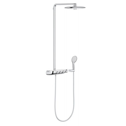 Grohe Rainshower System SmartControl 360 DUO Shower system with thermostat