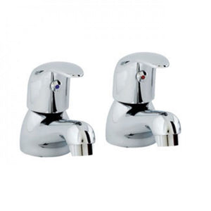 Fresssh Cerna bath taps (pair)