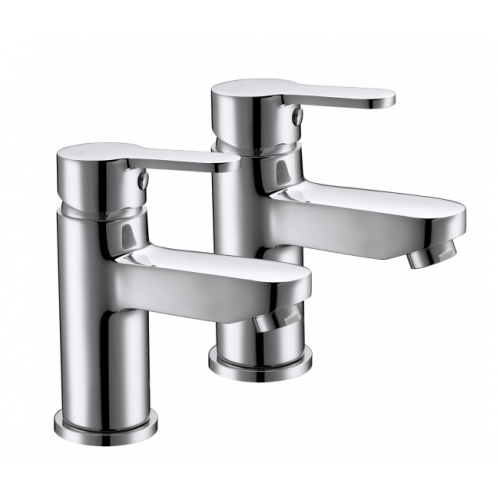Frontline Aquaflow Luna Bath Taps