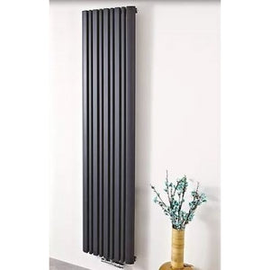 Phoenix Tower Designer Radiator 1800mm x 423mm Anthracite