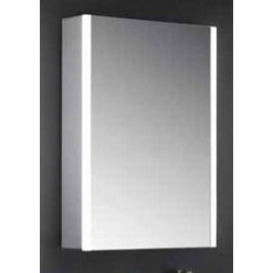 Eastbrook Caldini 1 Door LED Mirror Cabinet 500 x 700 x 130
