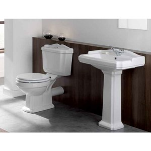 Eastbrook Belgravia Close Coupled WC Suite & Soft Close Seat