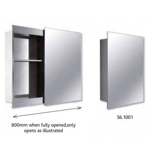Eastbrook Cabinet Mirror 250 x 120 x 660