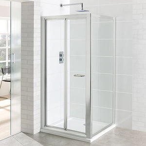 Cotswold Vantage Bi Fold Shower Door 700mm