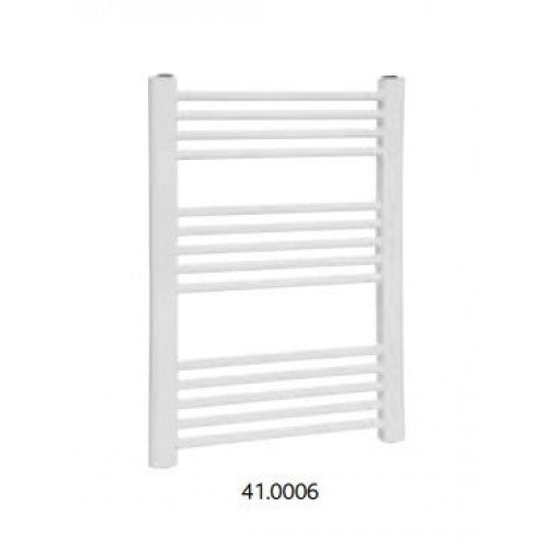 Eastbrook Wendover Straight Multi-rail White 600mm x 500mm