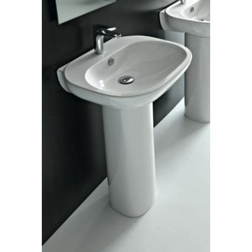 Eastbrook Novara Wash Basin & Pedestal