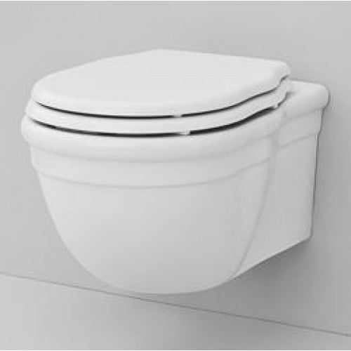 Eastbrook Fino Wall Hung WC Pan & Seat