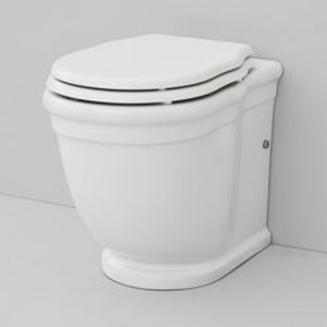 Eastbrook Fino BTW WC Pan & Seat