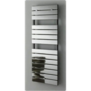 Apollo palermo 1500mm x 500mm flat towel warmer - chrome