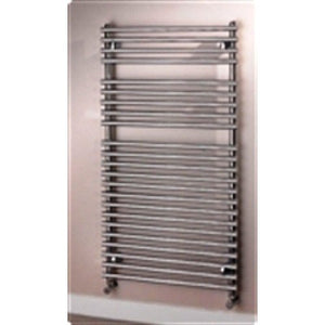 Apollo pavia 1500mm x 500mm tube on tube towel warmer - chrome