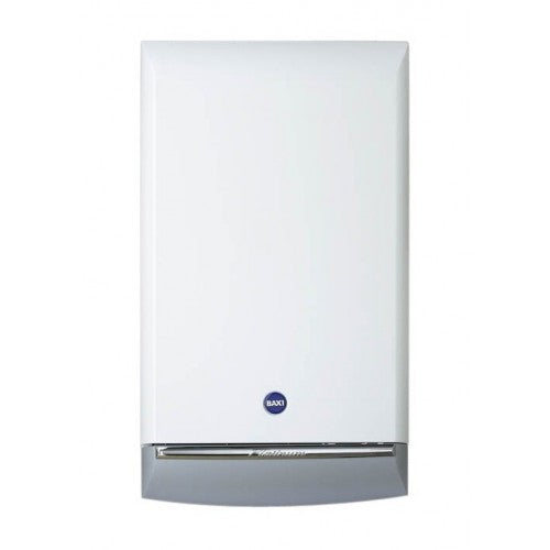 Baxi platinum 40he combi boiler vertical flue kit & time clock
