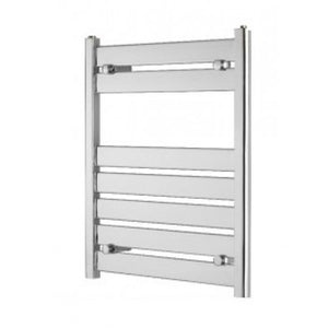 Eastbrook Staverton 600mm x 400mm towel rail - Chrome