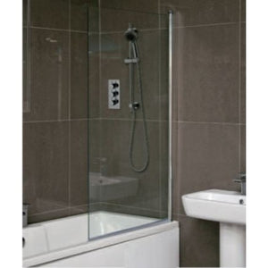 Citylux Milano Straight Bath Screen
