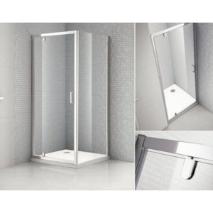 Bathroom Solutions Citylux Pivot Door 900mm