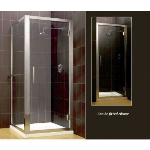 Bathroom Solutions Citylux Premium Hinged Door 760mm