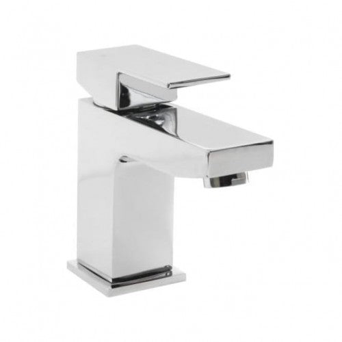 Prime Modern Mono Basin Mixer Tap with Waste