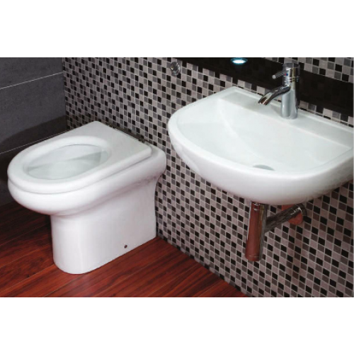 Bathroom Solutions Compact Comfort Cloakroom Pack 2