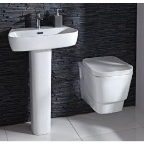 Frontline Cubix Wall Hung Cloakroom Suite