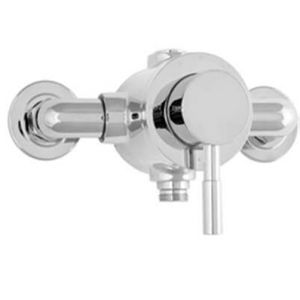 Deva Vision Thermostatic Exposed Sequential Bar Shower Valve Only.