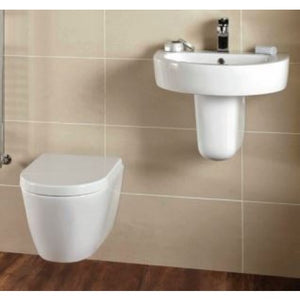 Frontline Emme Wall Hung Cloakroom Suite