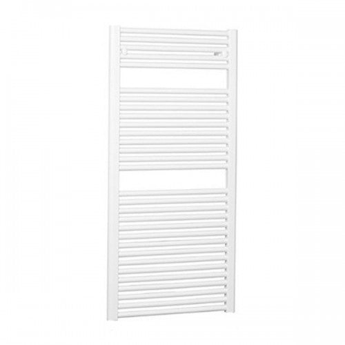Essential White Curved Towel Warmer H1110 x W600mm