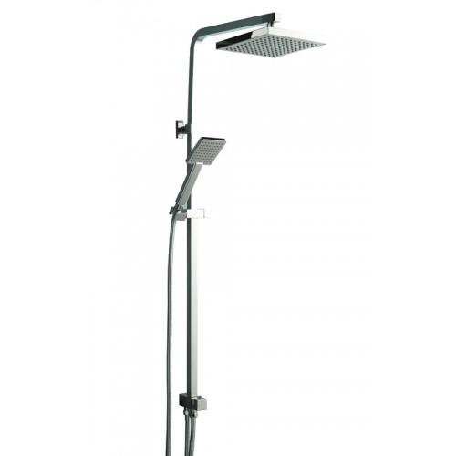 ALLIANCE BANFF OVERHEAD SHOWER KIT AND HAND SHOWER