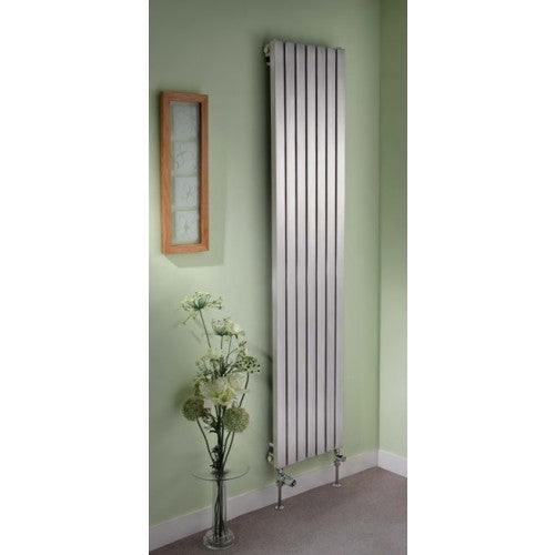 Apollo Ferrara 1000 x 500 Stainless Steel Radiator