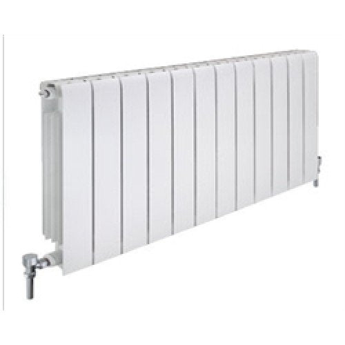 Apollo Modena Horizontal Aluminium Radiator 380mm x 640mm.