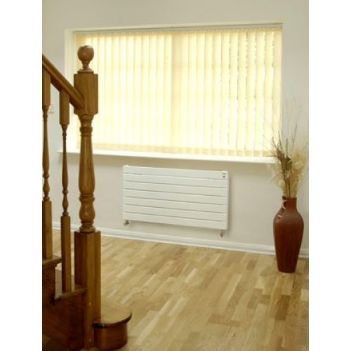 Zehnder Fassane Horizontal Double Panel Designer Radiator