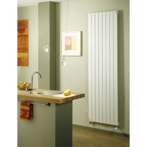 Zehnder Fassane Vertical Single Panel Designer Radiator