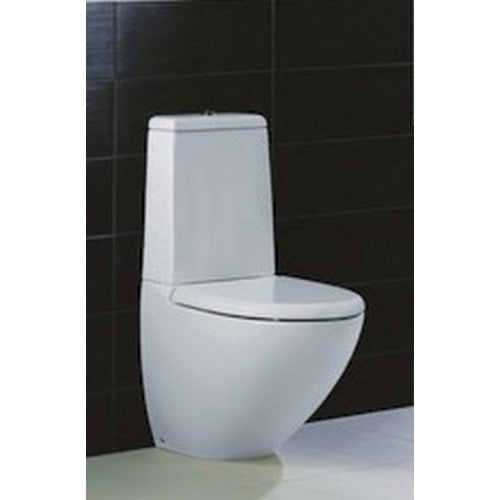 Frontline Reserva Close Coupled WC & Soft Close Seat