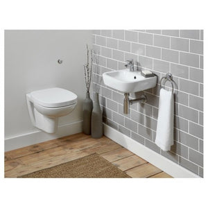 Frontline Petite2 Wall Hung Cloakroom Suite
