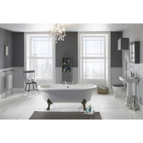Frontline Notting Hill Luxury Stone Resin Freestanding Bath