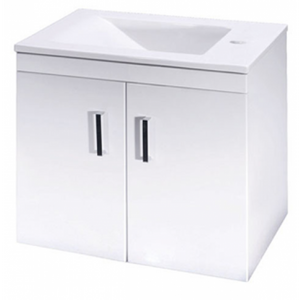 Premier Liberty 550mm Wall Mounted Cabinet & Basin