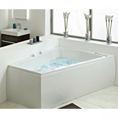 Phoenix Figura Bath Amanzonite 1700 x 1300/700 RIGHT HAND Whirlpool System 1