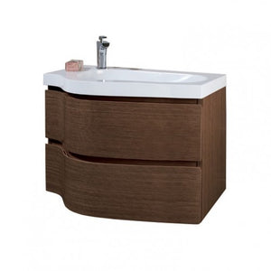 Phoenix Wave 80 Unit & Basin - Wenge