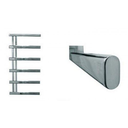 JIS Goodwood stainless steel designer towel rail
