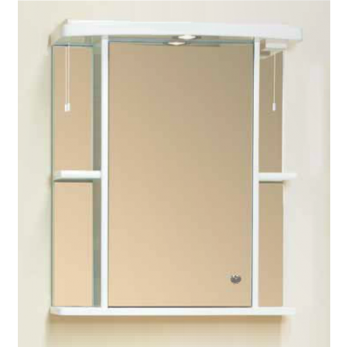 Eastbrook Mirror cabinet with cornice 600mm