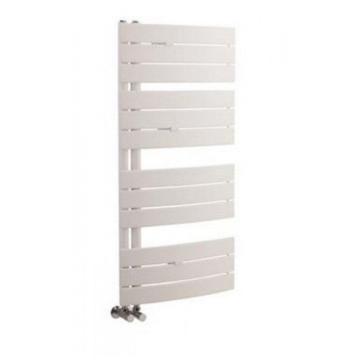 Hudson Reed Elgin Designer Radiator 1080 x 550mm - White