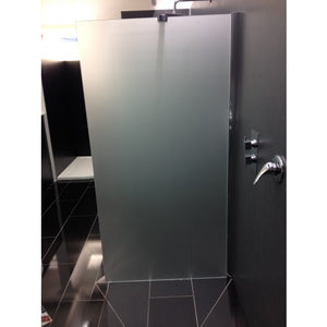 Cotswold Volente FROSTED GLASS Side Panel 760mm