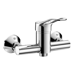 Delabie Securitherm EP pressure-balancing shower mixer 2439EPS