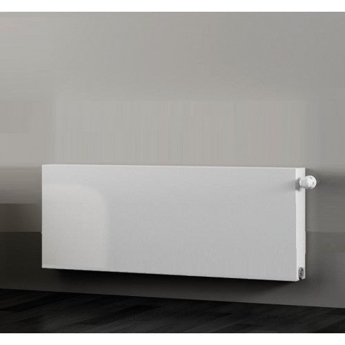 Kartell K-Flat Horizontal type 11 Double Convector 400 x 1000 White