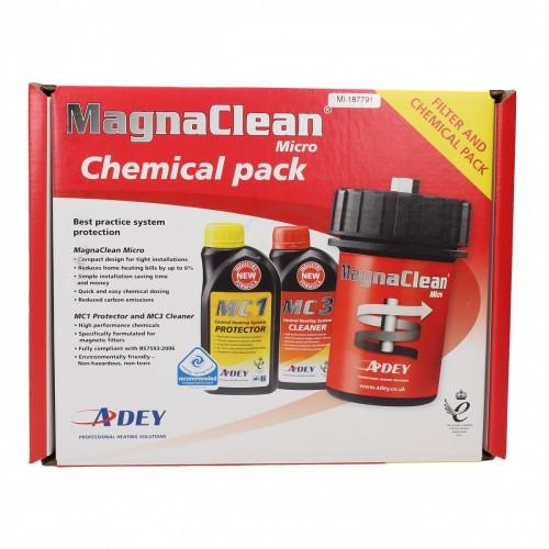 MagnaClean Micro filter chemical pack